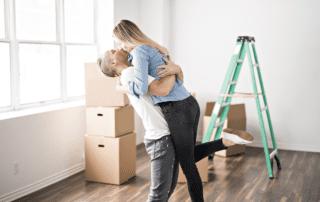 Erster Umzung in die neue Wohnung Blog Wern-Transporte