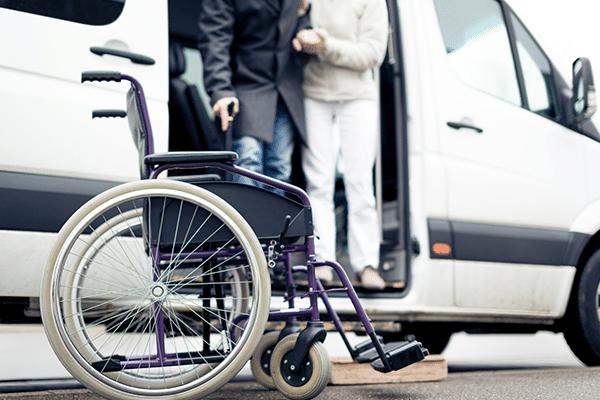Wern Transporte St. Wendel - Lösungen für Menschen mit Handicap